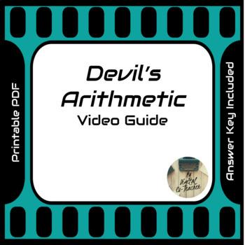 The Devil's Arithmetic (2002) Video Movie Guide Holocaust Jane Yolen