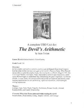 The Devil's Arithmetic - A Complete UBD Unit