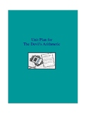 The Devil's Arithmetic Complete Literature and Grammar Unit