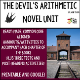 The Devil's Arithmetic Novel Unit Activities, Handouts, Tests
