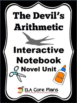 The Devil's Arithmetic Novel Unit Interactive Notebook Edition!
