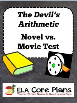 The Devil's Arithmetic Novel Vs. Movie Test