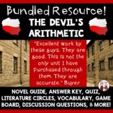The Devil's Arithmetic Novel Study Unit Activities Bundle