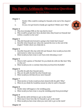 the devil s arithmetic novel questions by wise guys tpt rh teacherspayteachers com devil's arithmetic study guide answers 11-13 the devil's arithmetic study guide answers 8-10
