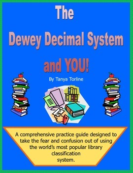 The Dewey Decimal System and YOU! by Torline's Teaching Treasures ...