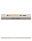 The Diamante Poem - Student Workbook and Reading Assessment