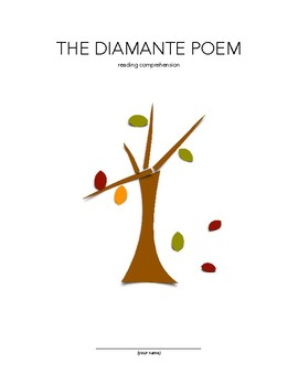 The Diamante Poem - Reading Assessment