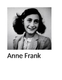 The Diary of Anne Frank- Character Parts with Pictures
