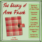 THE DIARY OF ANNE FRANK: Mini-Lesson, Activities, Writing Prompts