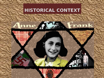 The Diary of Anne Frank Historical Context