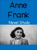 The Diary of Anne Frank Novel Study
