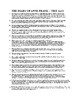 The Diary of Anne Frank Play (Act I) Exam & Answer Key