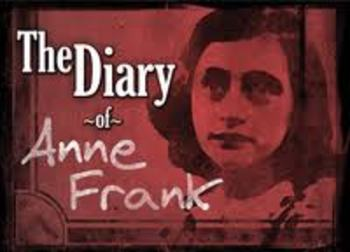 The Diary of Anne Frank (play) Vocabulary