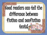 The Difference Between Fiction and Nonfiction