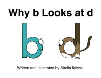 "The Difference Between Lowercase ""b"" and ""d"" Original Story"