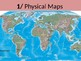 The Different Types of Maps PowerPoint Presentation