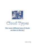 The Different types of clouds