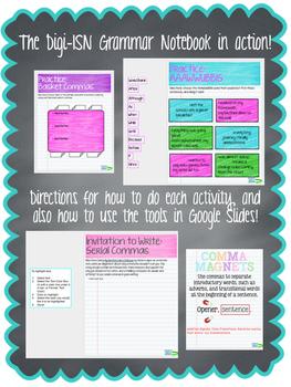 The Digi-ISN: Grammar Notebook (Google Drive Resource)