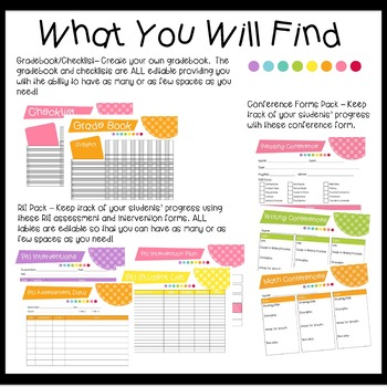 The Digital Teacher Planner