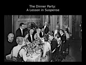 The Dinner Party: A Lesson in Suspense