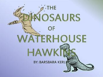 The Dinosaurs of Waterhouse Hawkins - Presentation 5th Grade
