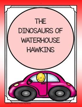 The Dinosaurs of Waterhouse Hawkins ( Trifolds - 5th Grade Reading Street)