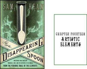 The Disappearing Spoon Chapter 14 Task Cards