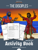 The Disciples Activity Book