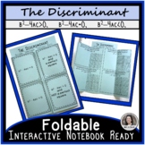 The Discriminant Foldable