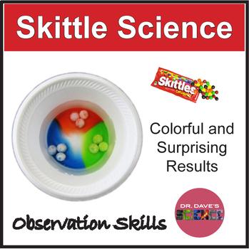 Skittle Science
