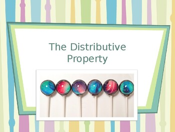 The Distributive Property Powerpoint