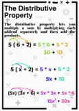 The Distributive Property (equations)