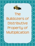 The Distributive Property of Multiplication Bulldozers!