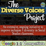 The Diverse Voices Project | 50+ Diverse Voices for Social