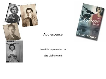 The Divine Wind - How Teenagers are represented in the novel