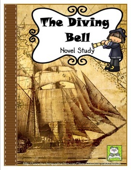 The Diving Bell Novel Study with FREE Task Cards