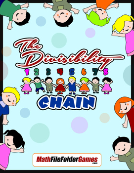 The Divisibility Chain (Divisibility Ruls Activity)