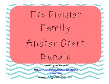 The Division Family Anchor Chart
