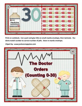 The Doctor's Orders (Counting 0-30)