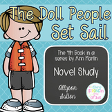 The Doll People Set Sail Novel Study - Book 4 of The Doll People Series