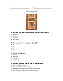 The Doll People book test and answer key