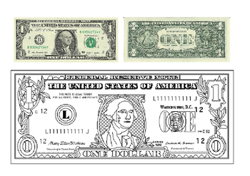 The Dollar Bill Word Search