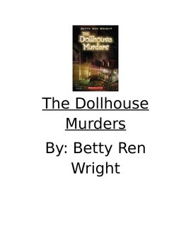 The Dollhouse Murders Book Club