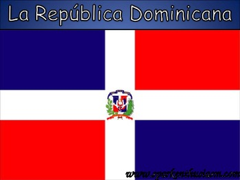 The Dominican Republic Power Point Show in Spanish