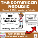 The Dominican Republic Reader {English Version} & Vocabuary work