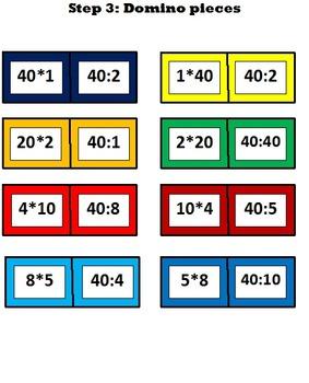 The Domino Maze