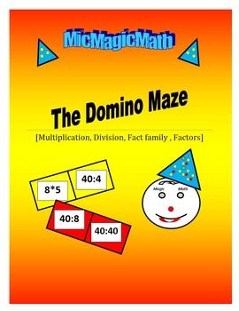 The Domino Maze