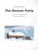 The Donner Party book study