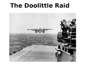 The Doolittle Raid Informative Guide