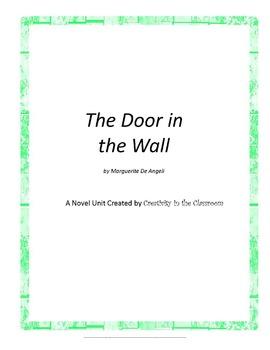 The Door in the Wall Novel Unit Plus Grammar